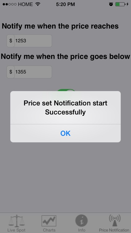 Gold Price Widget screenshot-4