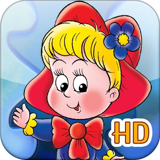 Раскраски и пазлы для детей - Сказочный мир