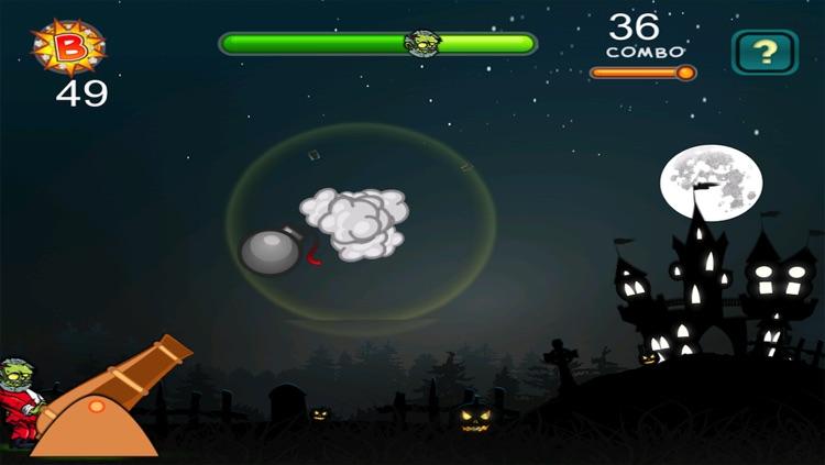 Blast the Zombies! zombie Bomber screenshot-3