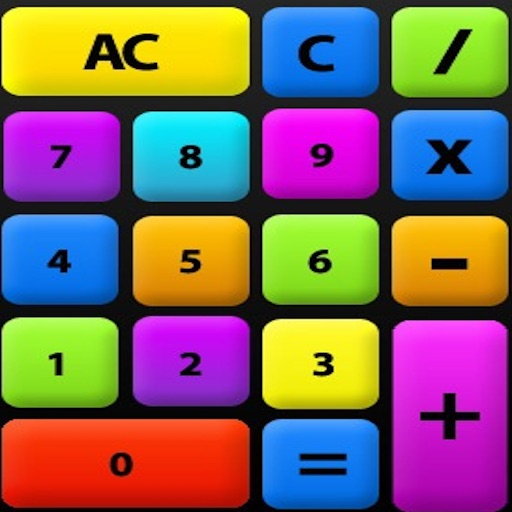 Calculator for Kids icon