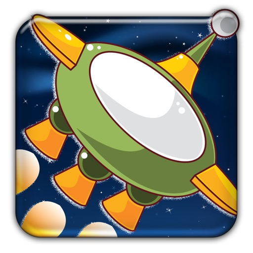 Space Ship Tap Shooting Battle Puzzle - Number Crush Attack Blast Free