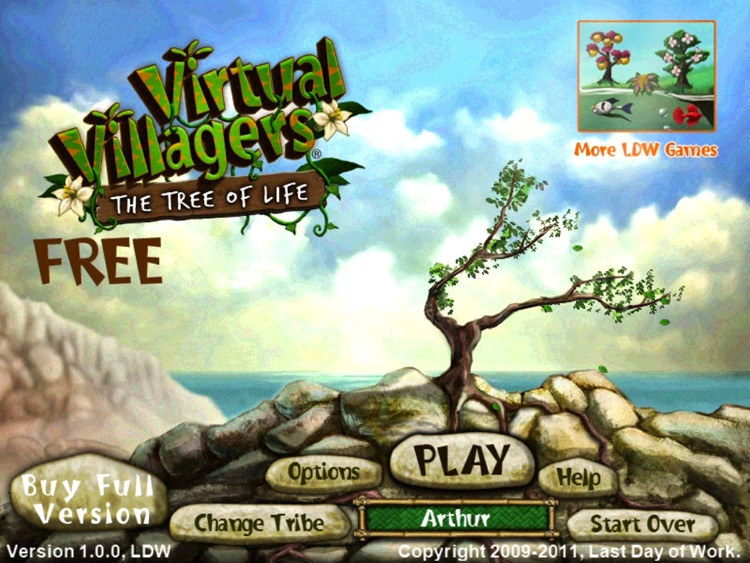 Virtual Villagers 4 - Lite