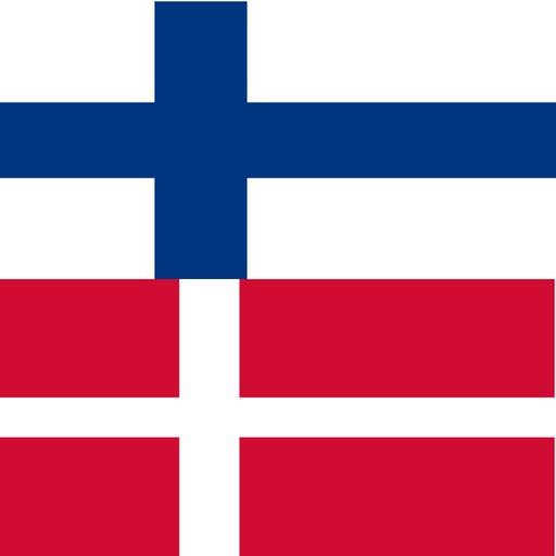Finnish - Danish - Finnish dictionary