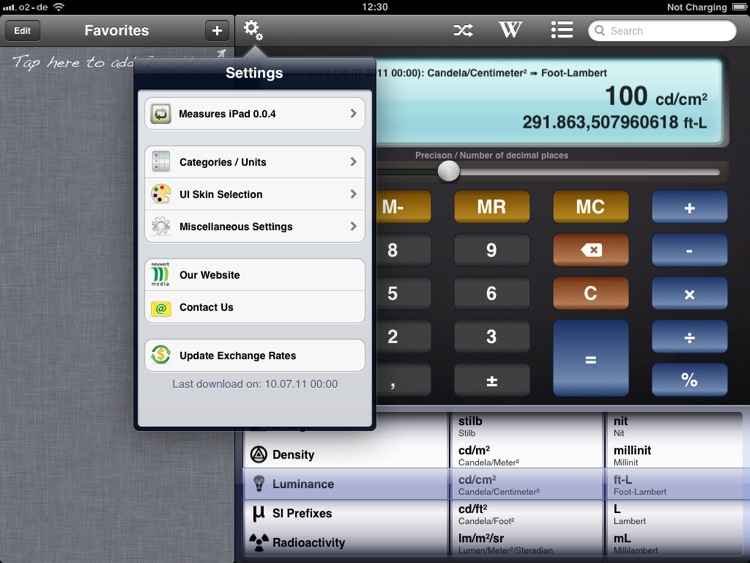 Measures HD screenshot-3