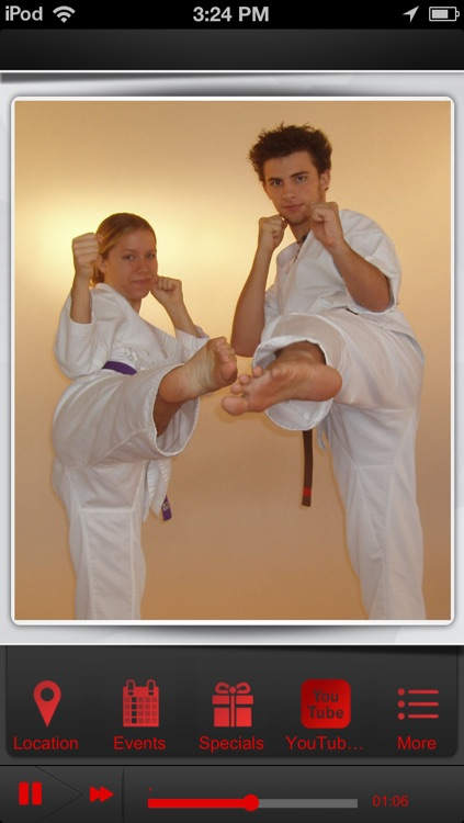Karate Fitness screenshot-4