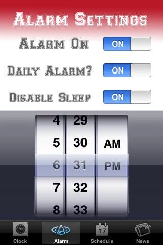 OSU Clock - Go Buckeyes screenshot-3