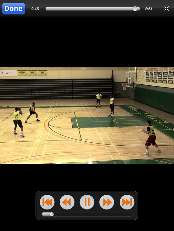 Flexible Dribble Drive Motion (DDM) Offense - With Coach  Jamie Angeli - Full Court Basketball Training Instruction - XL screenshot-3
