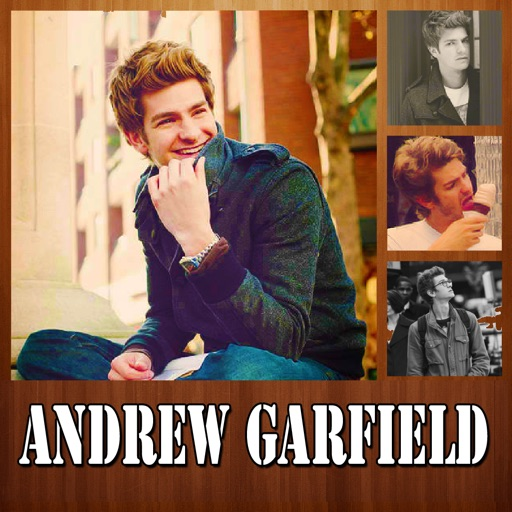 Andrew Garfield Fan App