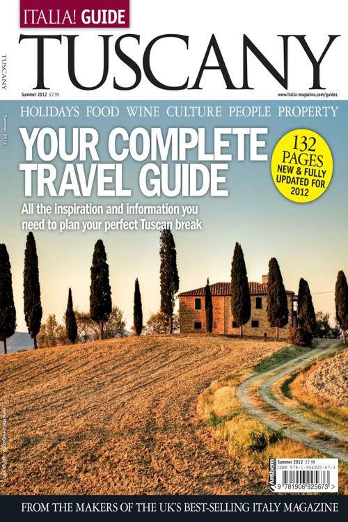 Italia! Guide To Tuscany
