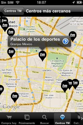 Ticketmaster México screenshot-4