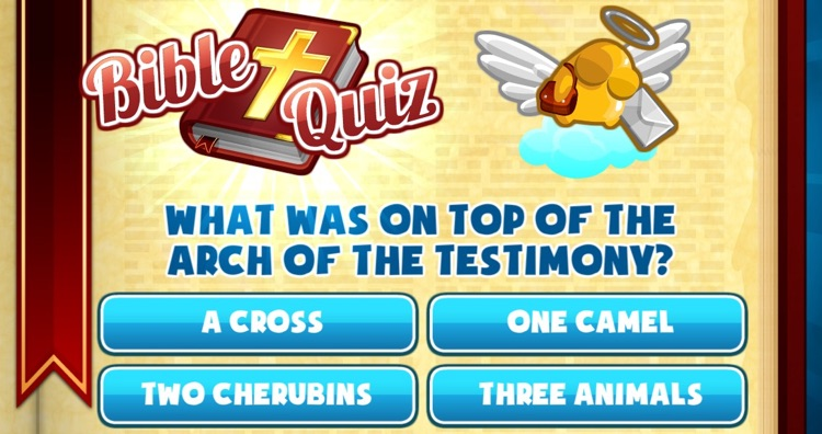 Bible Quiz - Christian & Religion Trivia screenshot-3