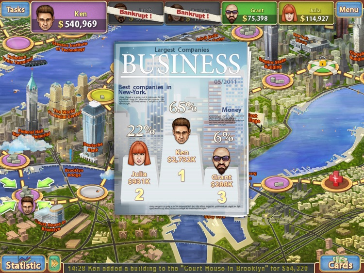 Trade Mania HD (Full) screenshot-3