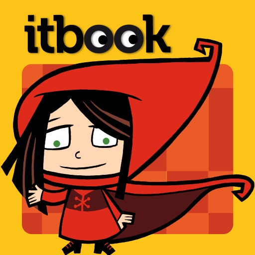 LITTLE RED RIDING HOOD. ITBOOK STORY icon