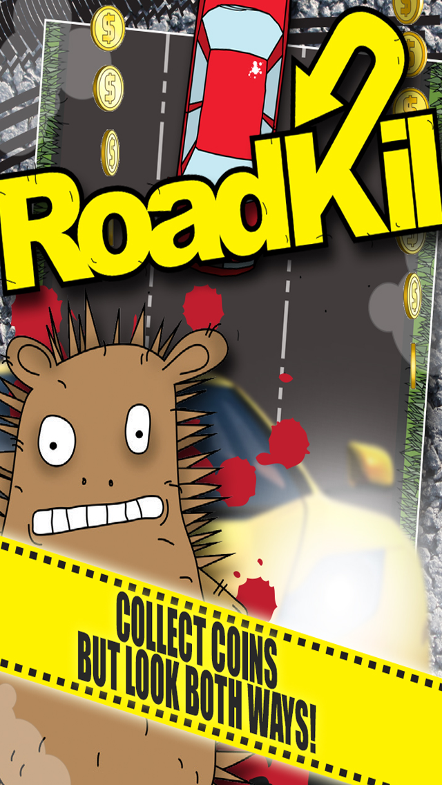 Animal Roadkill Road Racing 2 - Extreme Mutant Trip Gamesのおすすめ画像1