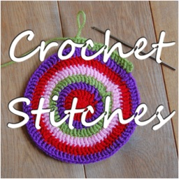 Crochet Stitches +: Learn How to Crochet The Easy Way