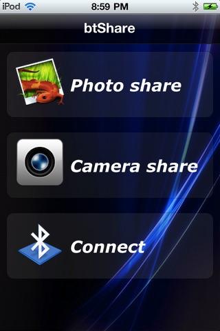 Bluetooth Photo & Camera Shareのおすすめ画像1