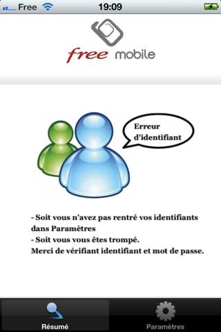 [MàJ] Free Mobile Conso, application gratuite pour suivre sa consommation Free Mobile-capture-4