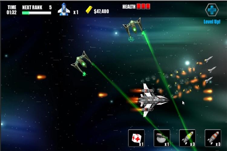 Celestial Assault (Lite) screenshot-3