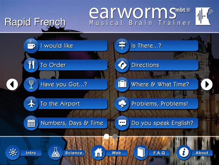 Rapid French for iPad