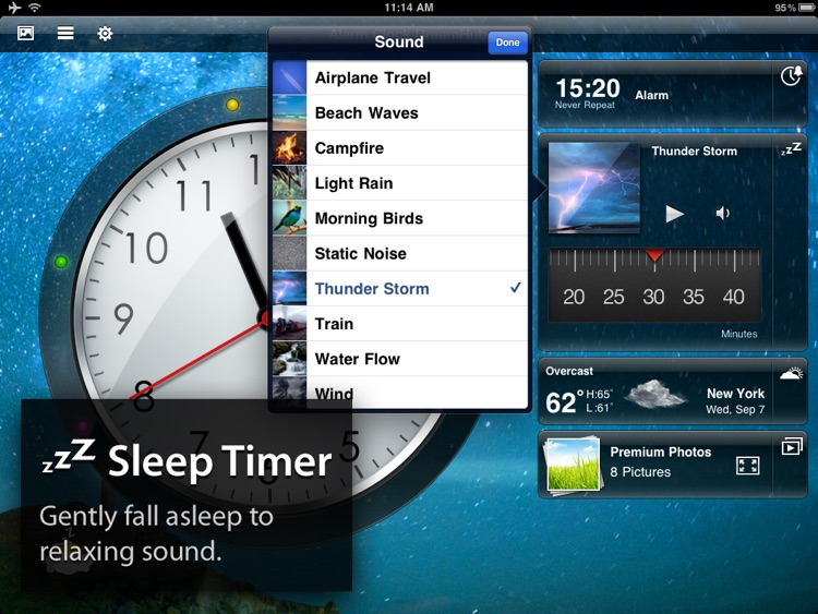 Alarm Clock Premium Free screenshot-2