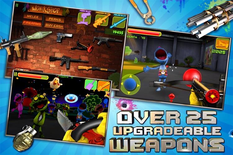 Puppet War:FPS screenshot-3