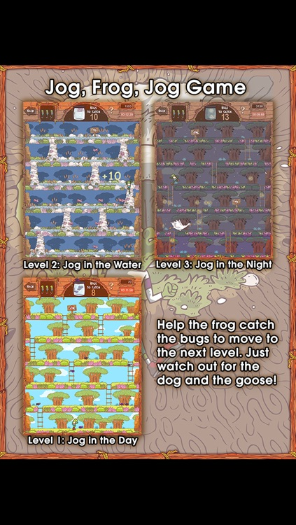 Jog, Frog, Jog - A Start to Read! UnderCover Book from School Zone screenshot-3