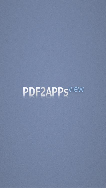 Pdf2Apps view screenshot-0