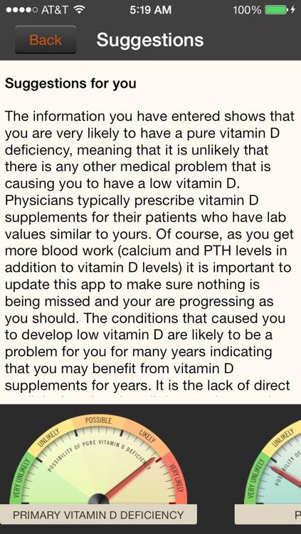 Vitamin-D Pro screenshot-3