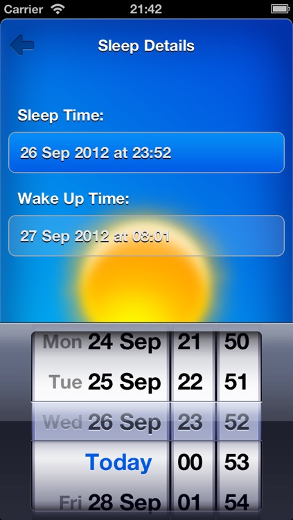 My Sleep screenshot-4