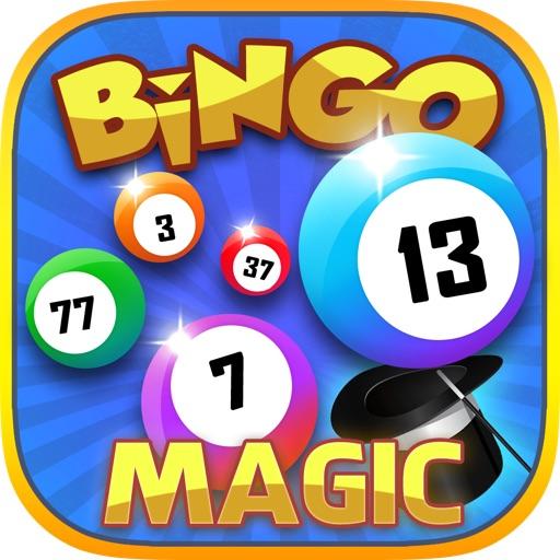 Bingo Magic HD icon