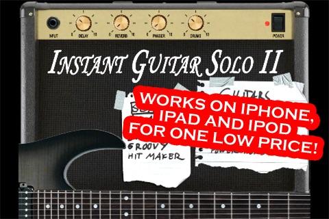 Instant Guitar Solo II