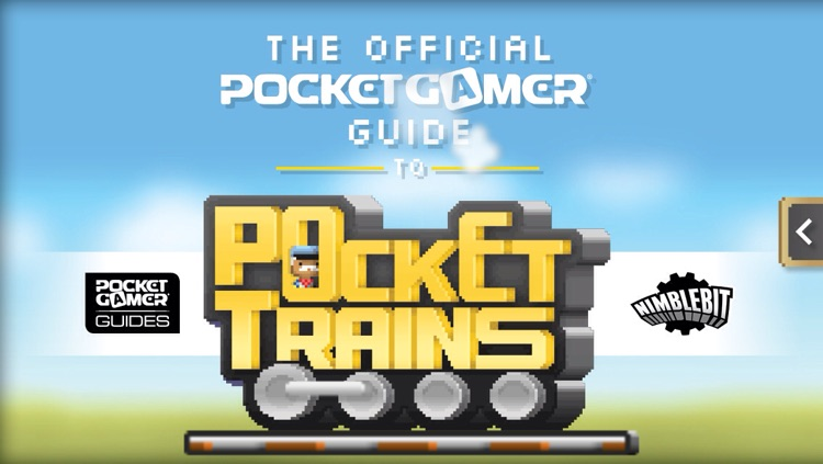 The Official Guide to Pocket Trains screenshot-0