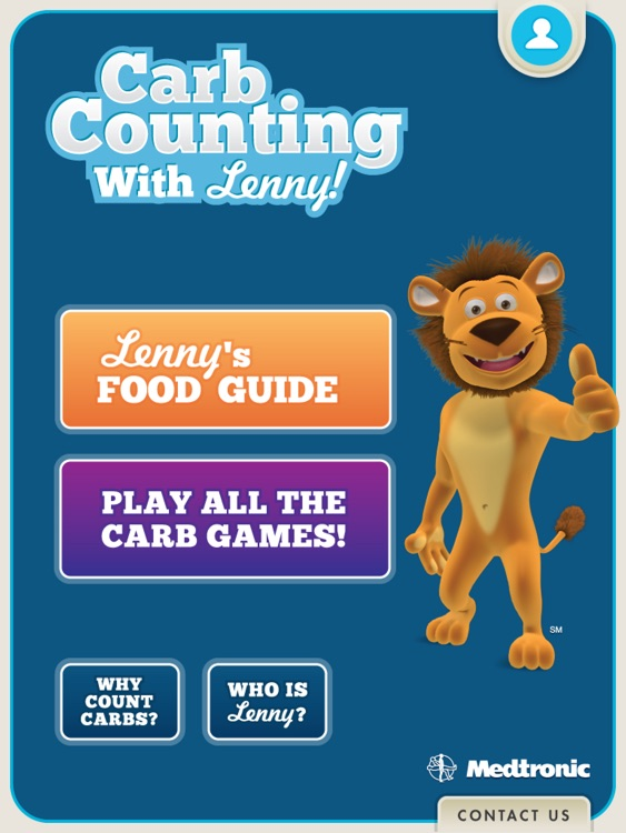 Carb Counting with Lenny for iPad US screenshot-4