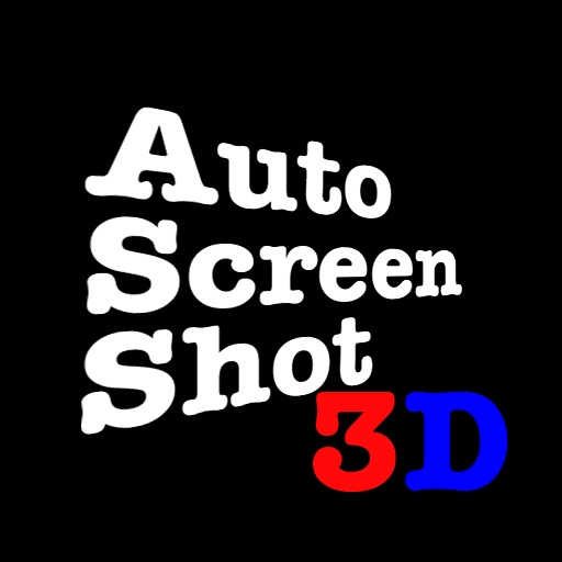 AutoScreenshot 3D icon