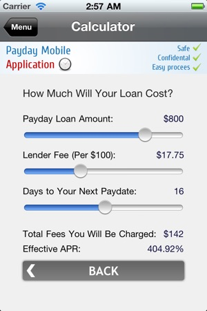 Spain payday loan photo 1
