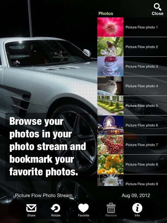 Picture Flow screenshot-4