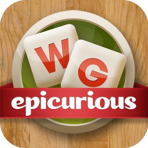 Epicurious Word Games