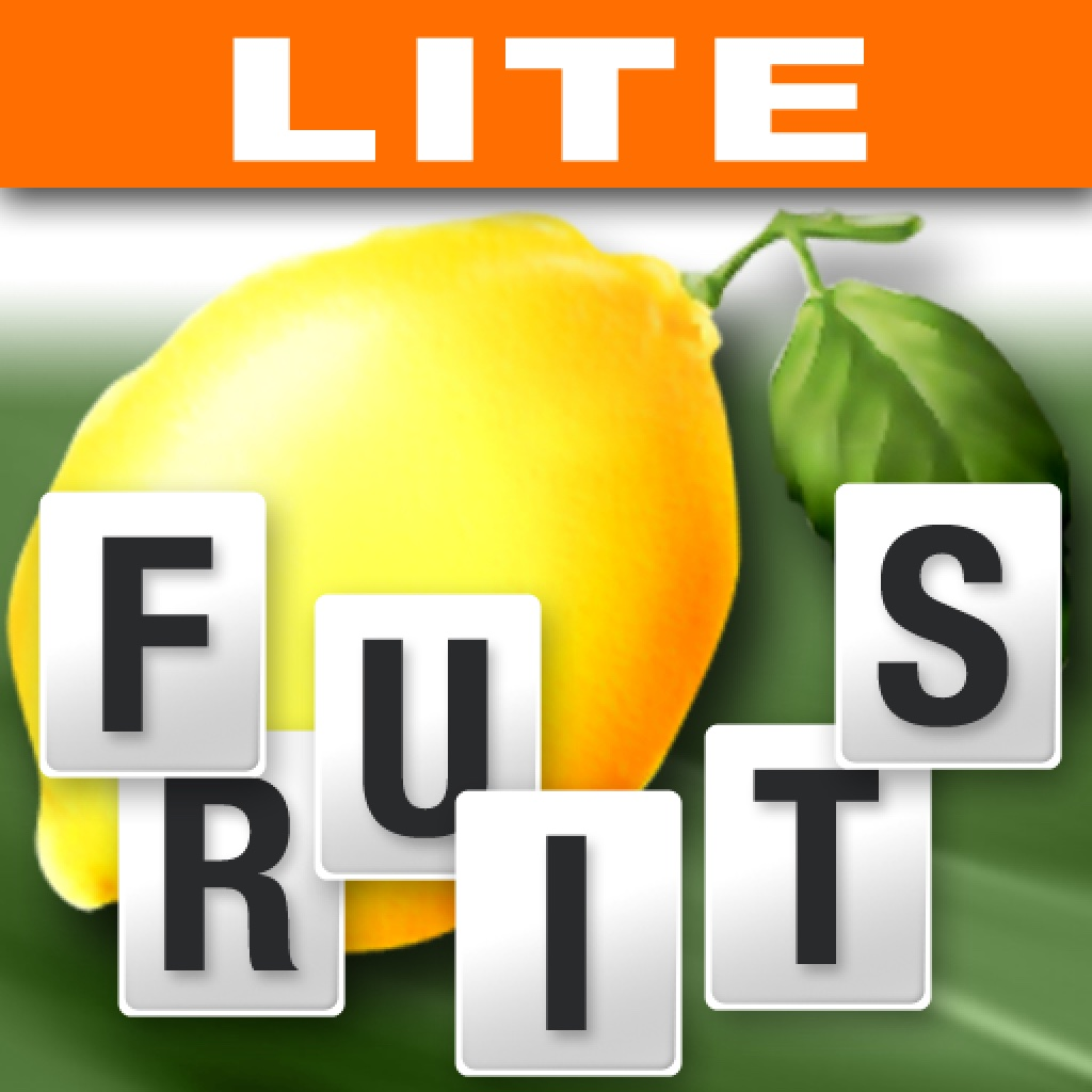My first words Lite: Fruits