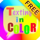 Colors Texting Free + icon