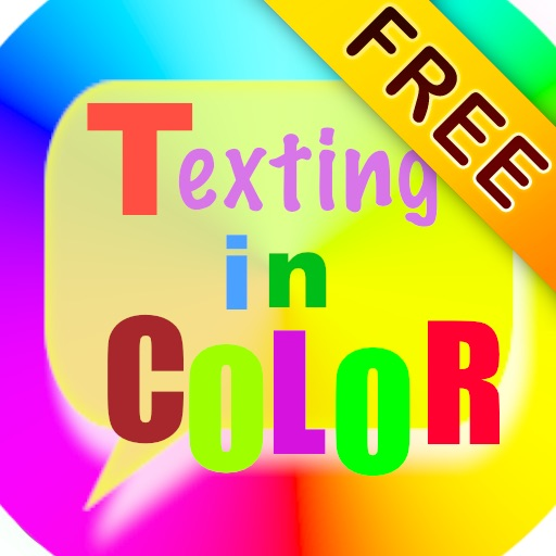 Colors Texting Free +
