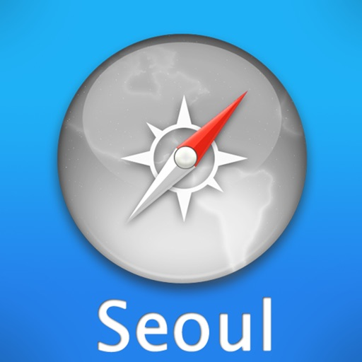 Seoul Travel Map