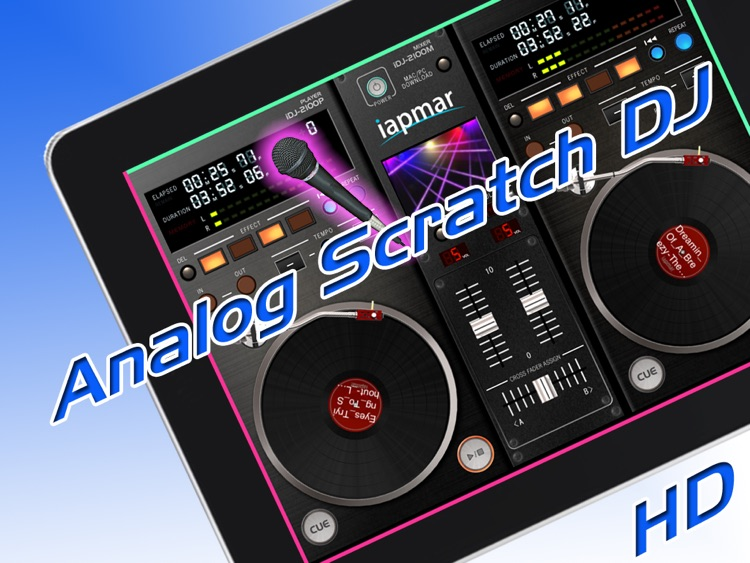 Analog Scratch DJ HD