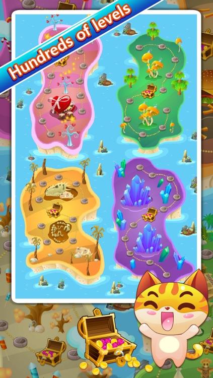 Greedy Cat  Adventures screenshot-3