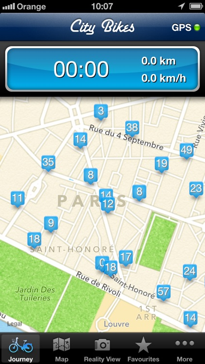 City Bikes screenshot-0