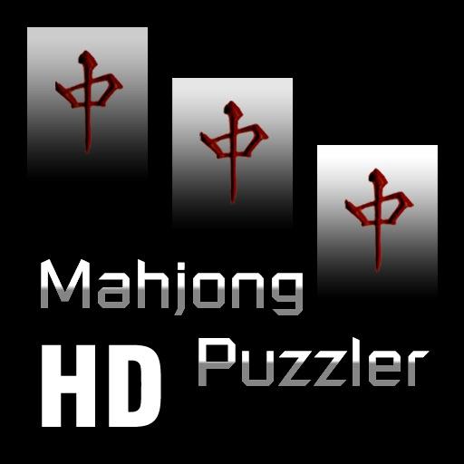 Mahjong puzzler HD icon