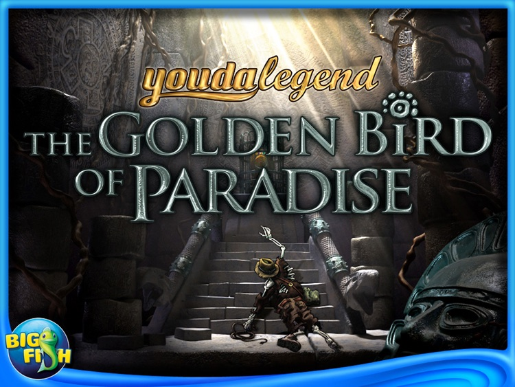 Youda Legend: The Golden Bird of Paradise HD screenshot-0