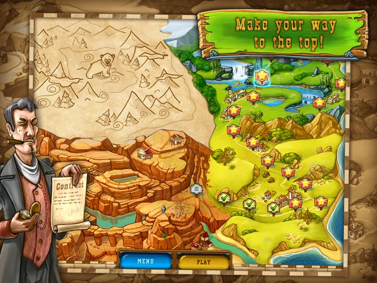 The Golden Years: Way Out West HD (Free) screenshot-3