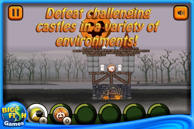 Toppling Towers: Halloween screenshot-3