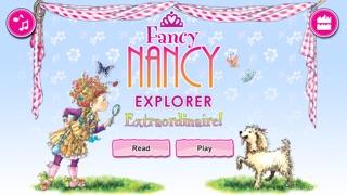 Fancy Nancy Explorer Extraordinaire review screenshots