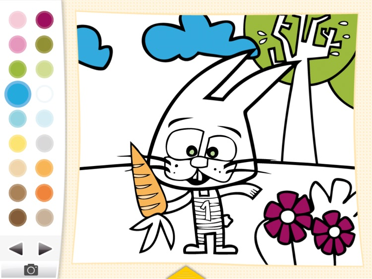THE TORTOISE AND THE HARE. ITBOOK STORY-TOY. HD screenshot-4